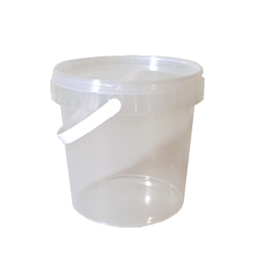 pp emmer 1.18 liter  emmerlook food naturel d133mm.
